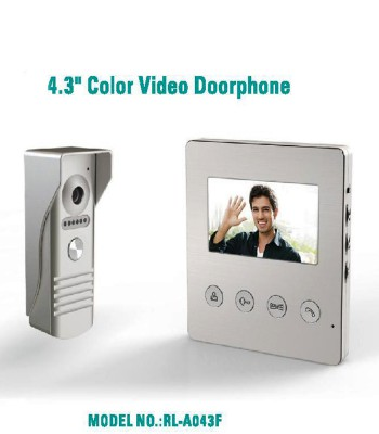 COLOUR VIDEO DOORPHONE